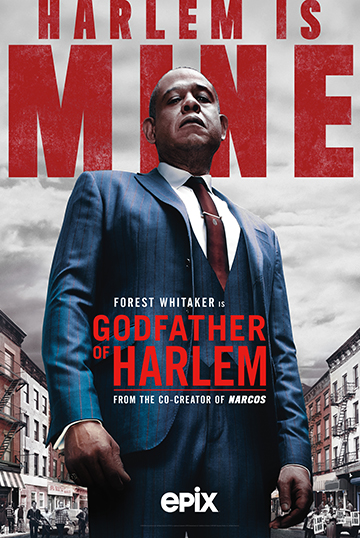 Forest Whitaker stars in Godfather of Harlem