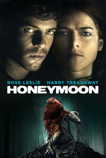 Rose Leslie and Harry Treadway in Honeymoon