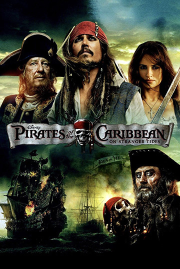 Pirates of the Carbbean: On Stranger Tides