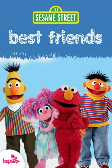 Sesame Street: Best Friends