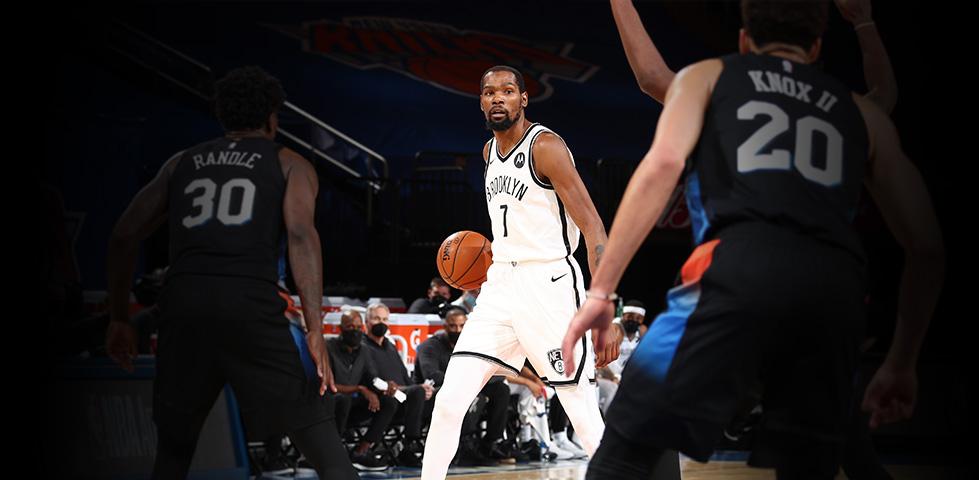 NBA League Pass: Nets vs the Knicks