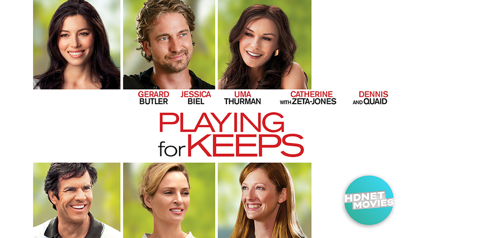Gerard Butler stars in Playing for Keeps