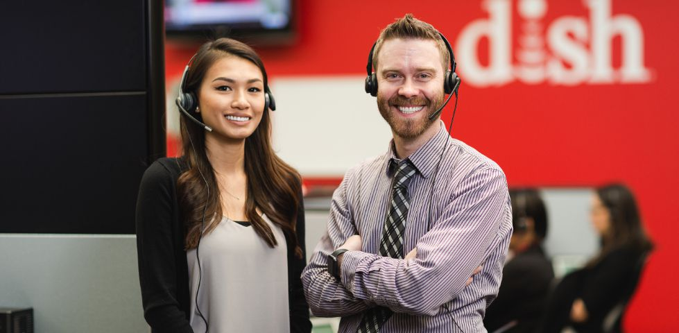 Call or Chat with DISH | 800-333-3474 | <b>MyDISH</b>