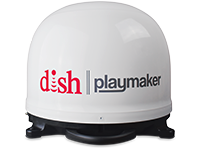 DISH Playmaker portable antenna