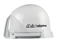 DISH Tailgater portable antenna